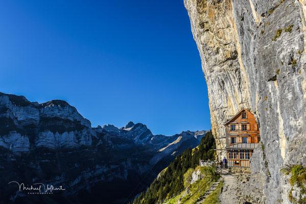 Gasthaus Äscher, Ebenalp Appenzell