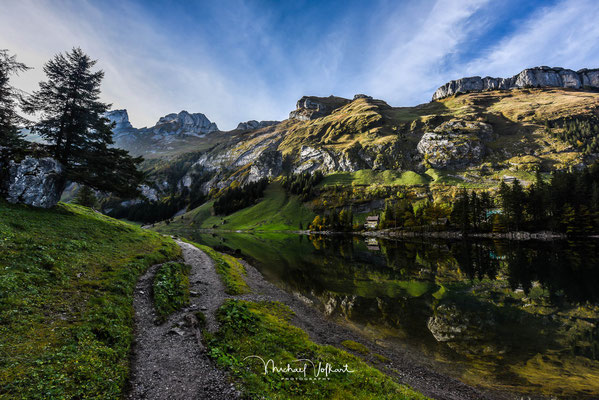 Seealpsee, Appenzell