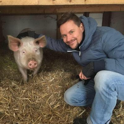 """Auf dem Lebenshof """"Land der Tiere"""" in MeckPomm 2018"""
