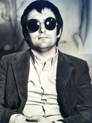 Pit Morell 1967, Foto: Karlheinz Bauer