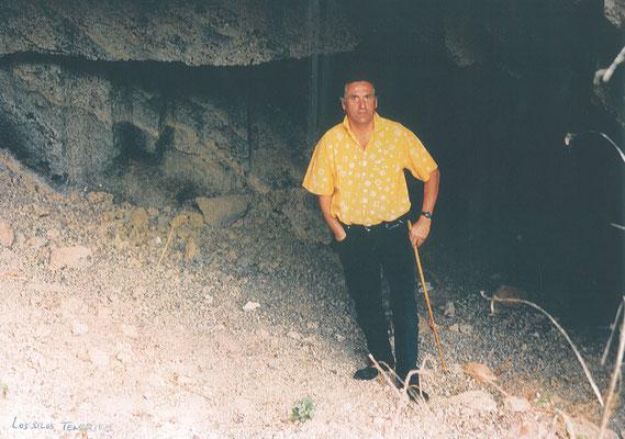 Pit Morell, Teneriffa 1989