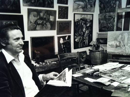 Pit Morell, 1975, Foto: Duwe