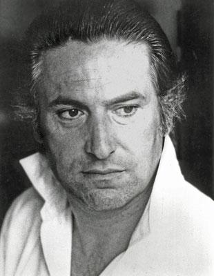 Pit Morell, 1982 Foto: Dieter Zoern
