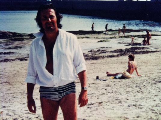 Pit Morell, Quiberon 1975
