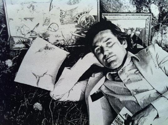 Pit Morell 1981, Foto: Dieter Zoern