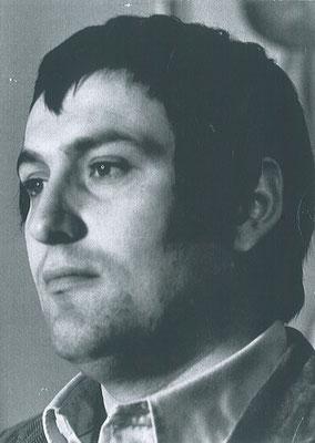 Pit Morell, 1967 Foto: Karlheinz Bauer