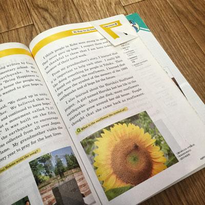 平成28年度版 中学3年英語検定教科書