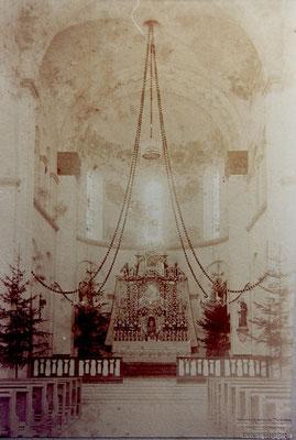 Hochaltar 1910