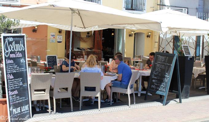 Restaurant typique sétois