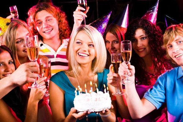 Organisation d'anniversaire