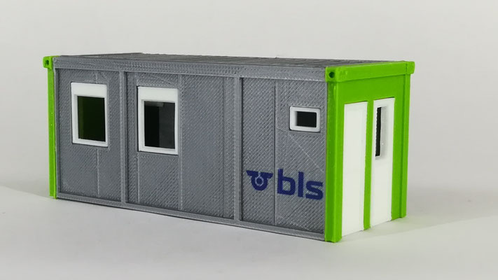 BLS Container H0