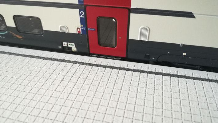 Bahnsteig H0