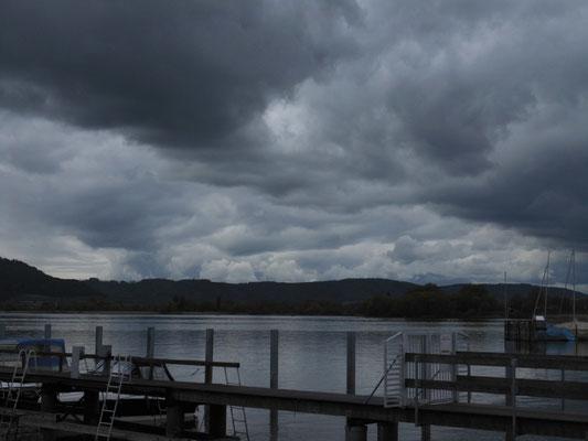 Der Bodensee hat sein eigenes Wetter.