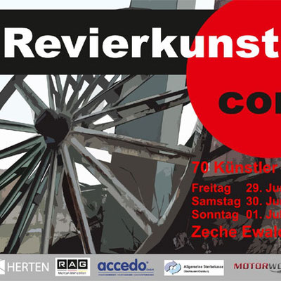 2018 Revierkunst; Herten