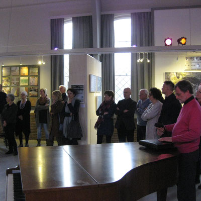 2017 Gemeinschaftsausstellung Koppelkerk Bredevoort NL