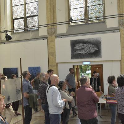 Galerie Notre Dame des Arts, Ubbergen, NL, 2017