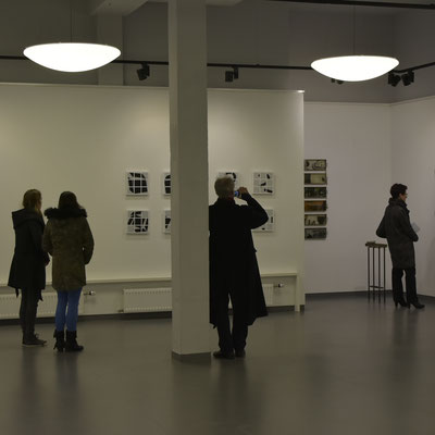 2018, Piccolo Gemeinschaftsausstellung im Kunsthaus Troisdorf