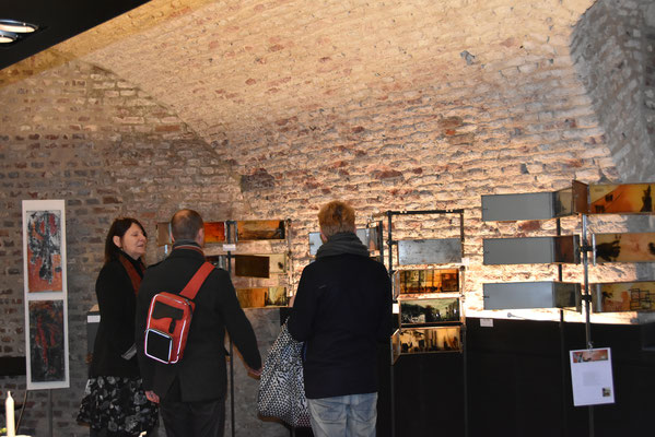 2016 Kunst en Kasteelen  Gronsveld NL (Ruine)
