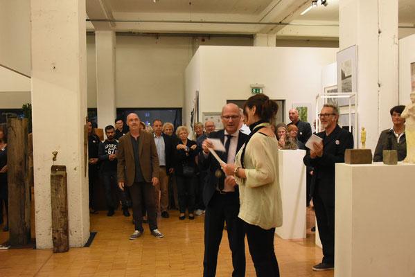 2016 Art Pu:l, Emmerich, Preisverleihung