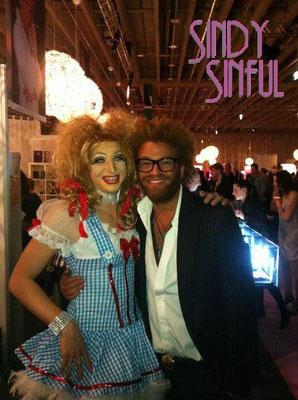 Drag Queen Tirol - Sindy Sinful & Rufus Martin