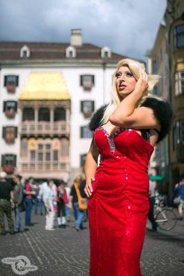 Drag Queen Sindy Sinful aus Innsbruck / Tirol