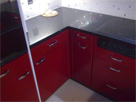 Küchenumbau - nachher