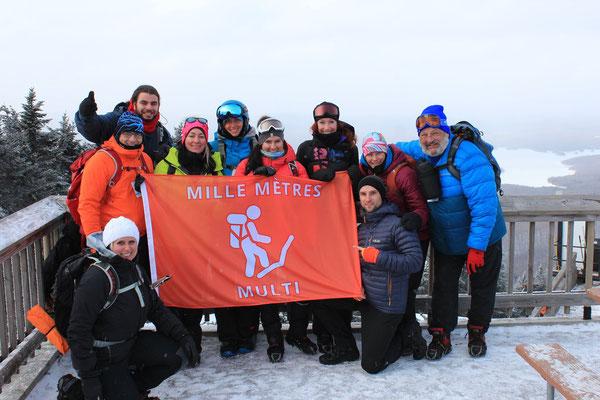 Mont Snow, Janvier 2019