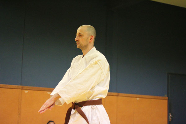 Régis Saint Sernin Karate Toulouse