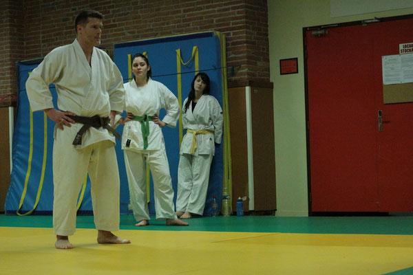 Manu Saint Sernin Karate Toulouse