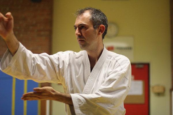 Olivier Saint Sernin Karate Toulouse