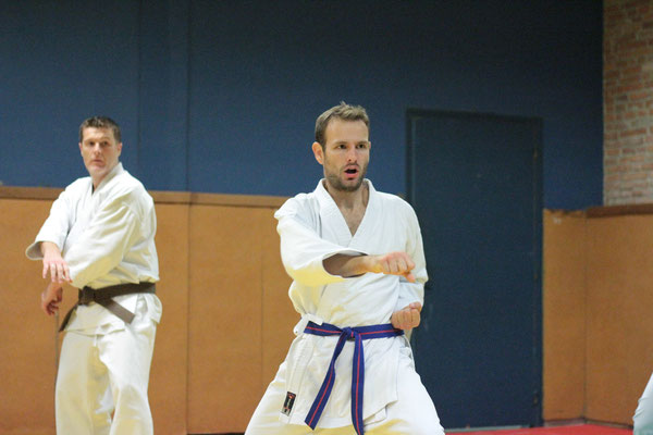 Thomas Saint Sernin Karate Toulouse