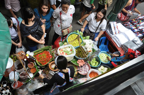 Bangkok Street Life / Food
