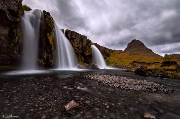 """Everflowing stream"" - Kirkjufellfoss, Snæfellsnes Peninsula, Iceland"