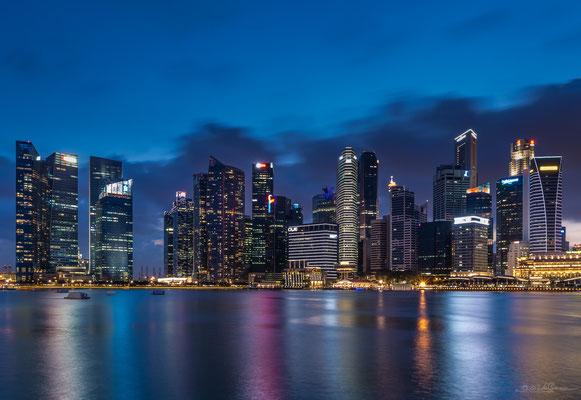 Singapur Skyline