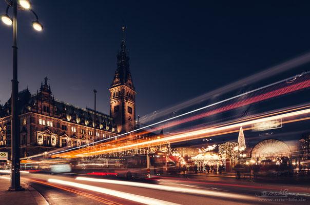 Hamburg Rathausmarkt
