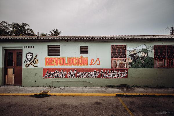 Viva la Revolution.