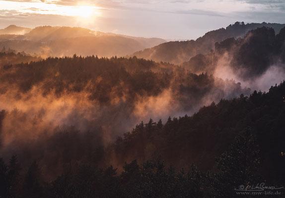"""""""Mystical Saxony"""" - Saxon Swizerland, Germany"""