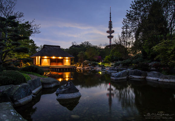 Japanischer Garten - Hamburg