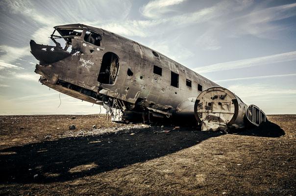 Sólheimasandur  Plane Wreck