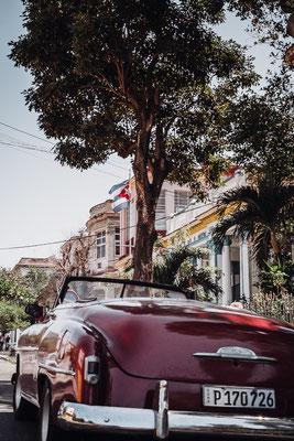 Street scene in Mirama, Habana