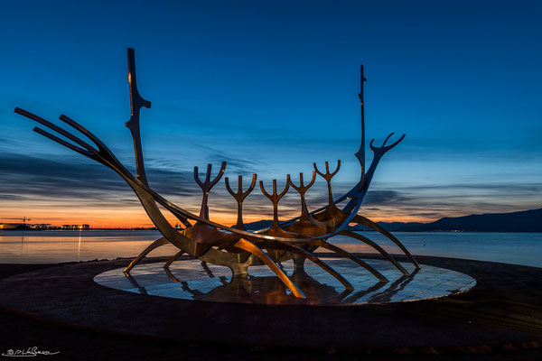 Sun Vojager - Reykjvik, Iceland