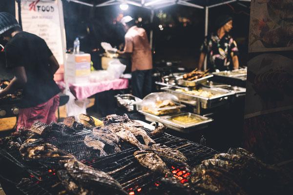 Food Market Beau Vallon