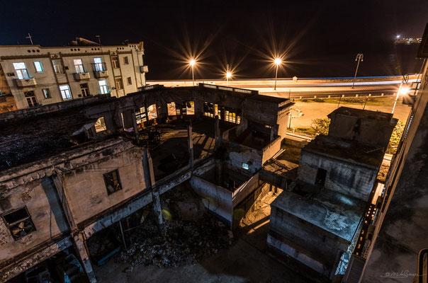 La Habana at night