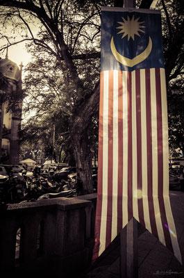 Flag - Kuala Lumpur, Malaysia