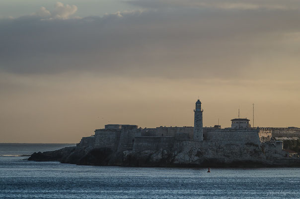 Habana Light House. Shot this from our Casa