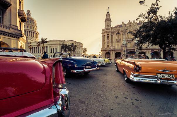 Oldtimers El Capitolio