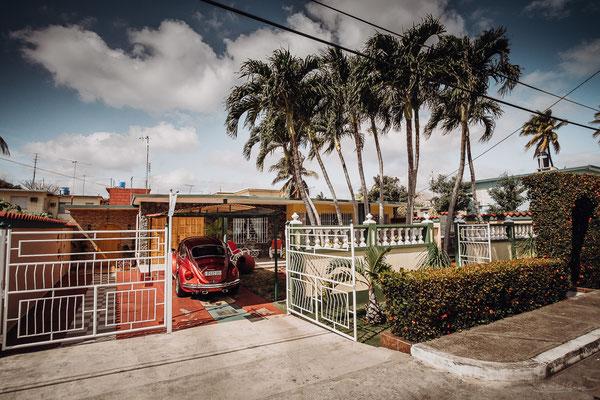 Our first Casa - Casa Orlando, Varadero, Cuba