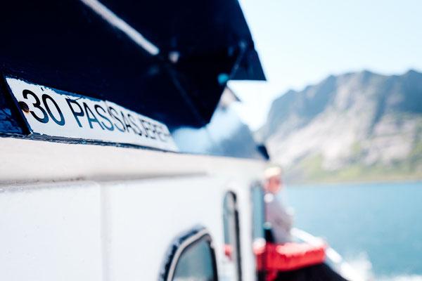 Ferry Kirkefjord to Reine