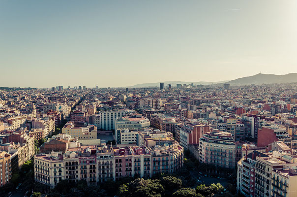 City View - Barcelona, Spain