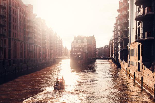 Poggenmühlenbrücke - Hamburg